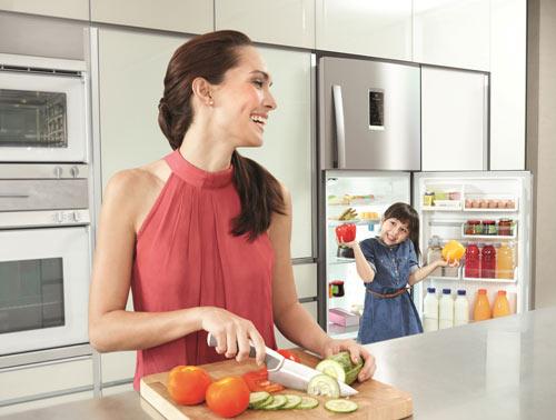 Mẹo khắc phục tủ lạnh chạy liên tục hiệu quả